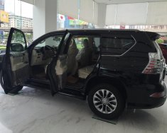 Cần bán xe Lexus GX sản xuất năm 2018, màu đen, nhập khẩu nguyên chiếc giá 5 tỷ 60 tr tại Hà Nội
