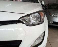Bán Hyundai i20 1.4AT năm 2014, màu trắng, nhập khẩu giá 435 triệu tại Hà Nội