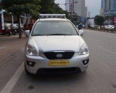 Bán ô tô Kia Carens AT đời 2012, màu bạc, giá 405tr giá 405 triệu tại Hà Nội