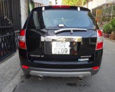 Bán Chevrolet Captiva LT đời 2008, màu đen  giá 329 triệu tại Đồng Nai