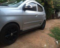 Cần bán lại xe Kia Morning đời 2010, màu bạc xe gia đình giá 200 triệu tại Đắk Lắk