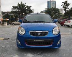 Bán ô tô Kia Morning SLX 2009, màu xanh lam, nhập khẩu nguyên chiếc, giá 275tr giá 275 triệu tại Nghệ An
