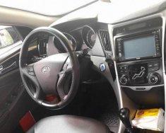 Bán Hyundai Sonata năm 2011, màu đen, xe nhập giá 580 triệu tại Thái Nguyên