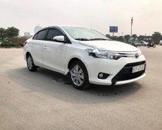Cần bán xe Toyota Vios E 1.5AT đời 2017, màu trắng, 555 triệu giá 555 triệu tại Hà Nội