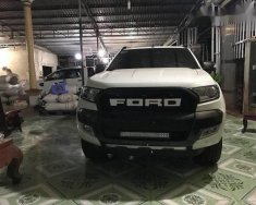 Bán xe Ford Ranger Wildtrack 3.2 2 năm 2016, màu trắng giá 810 triệu tại Tp.HCM