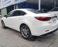 Bán Mazda 6 2.5AT năm 2017, màu trắng chính chủ giá 1 tỷ 36 tr tại Hà Nội