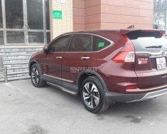 Bán xe Honda CR V đời 2017, màu đỏ, ít sử dụng giá 925 triệu tại Hà Nội