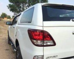 Bán xe Mazda BT 50 3.2 2016, màu trắng, nhập khẩu giá 625 triệu tại Tp.HCM