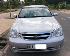 Bán xe Daewoo Lacetti sản xuất 2008, màu bạc  giá 222 triệu tại Đồng Nai