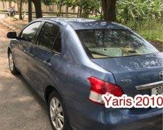 Cần bán xe Toyota Yaris 1.3 sản xuất năm 2009, màu xanh lam, nhập khẩu nguyên chiếc chính chủ giá 410 triệu tại Hà Nội