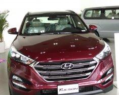 Cần bán Hyundai Tucson đời 2017, màu bạc giá 770 triệu tại Tp.HCM