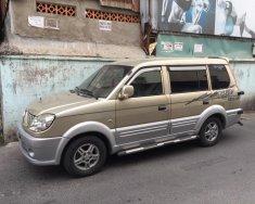 Cần bán gấp Mitsubishi Jolie SS năm 2005, màu vàng ít sử dụng, giá 220tr giá 220 triệu tại Tp.HCM
