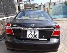 Bán xe Daewoo Gentra sản xuất năm 2009, màu đen  giá 220 triệu tại Bình Dương