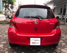 Cần bán xe Toyota Yaris 1.3AT đời 2009, màu đỏ, xe nhập giá 395 triệu tại Hà Nội