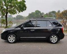 Bán xe Kia Carens 2.0 MT 2009, màu đen, xe nhập giá 350 triệu tại Hà Nội