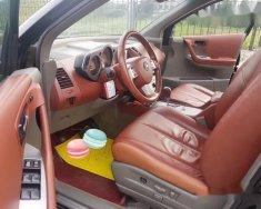 Bán Nissan Murano SL AWD 4x4 2005, màu đen, nhập khẩu giá 520 triệu tại Tp.HCM