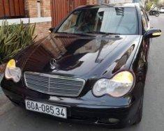 Bán Mercedes C180 đời 2003, màu đen, xe nhập giá 200 triệu tại Tp.HCM