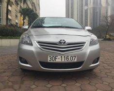 Bán xe Toyota Vios 1.5E đời 2011, màu bạc giá 295 triệu tại Hà Nội