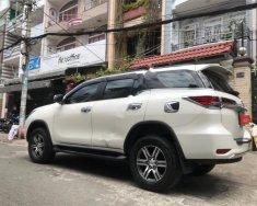 Bán xe Toyota Fortuner sản xuất 2017, màu trắng, nhập khẩu nguyên chiếc giá 1 tỷ 90 tr tại Tp.HCM