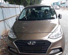 Bán ô tô Hyundai Grand i10 2018, màu nâu giá Giá thỏa thuận tại Hà Nội