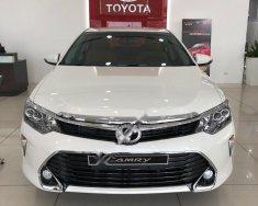 Bán ô tô Toyota Camry 2.5Q năm 2018, màu trắng giá 1 tỷ 270 tr tại Hà Nội