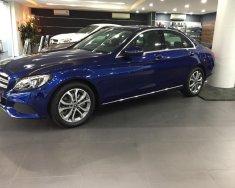 Bán Mercedes C200 sản xuất năm 2018, màu xanh lam giá 1 tỷ 489 tr tại Hà Nội