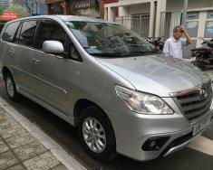 Bán xe Toyota Innova E sản xuất 2014, màu bạc, 580tr giá 580 triệu tại Hà Nội