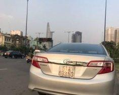 Chính chủ bán Toyota Camry 2.5 LE đời 2013, màu bạc, nhập khẩu giá 1 tỷ 170 tr tại Tp.HCM