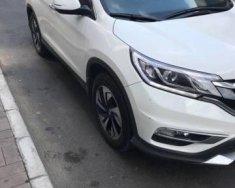 Bán xe Honda CR V 2.4 TG đời 2017, màu trắng, giá chỉ 989 triệu giá 989 triệu tại Tp.HCM