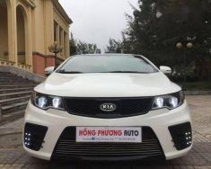 Bán Kia Forte Koup năm 2011, màu trắng, xe nhập giá 475 triệu tại Thái Nguyên