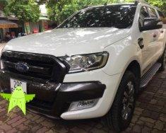 Bán Ford Ranger Wildtrak 4x4 đời 2015, màu trắng, xe nhập   giá 790 triệu tại Hà Nội