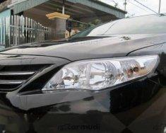 Chính chủ bán Toyota Corolla altis năm 2011, màu đen giá 465 triệu tại Hà Nội