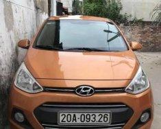 Bán ô tô Hyundai i10 đời 2014, nhập khẩu giá 350 triệu tại Hà Nội