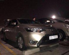 Cần bán xe Toyota Vios G đời 2014, màu vàng chính chủ giá 495 triệu tại Hà Nội