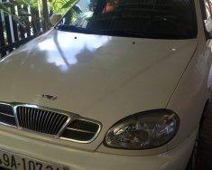 Bán Daewoo Lanos sản xuất năm 2001, màu trắng, nhập khẩu nguyên chiếc, 75 triệu giá 75 triệu tại Lâm Đồng