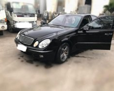 Bán xe Mercedes E240 2004, màu đen giá 365 triệu tại Hải Phòng