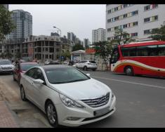 Bán xe Hyundai Sonata Y 20 năm sản xuất 2011, màu trắng giá 635 triệu tại Hà Nội