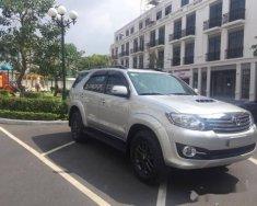Bán Toyota Fortuner G đời 2016, màu bạc giá 865 triệu tại Tp.HCM