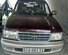 Bán Toyota Zace 2002, giá bán 210tr giá 210 triệu tại Tp.HCM