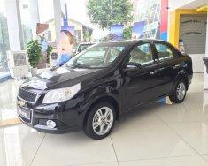 Bán xe Chevrolet Aveo LT năm 2018, màu đen giá 409 triệu tại Hà Nội