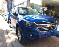 Cần bán xe Chevrolet Colorado sản xuất 2018, màu xanh lam, nhập khẩu nguyên chiếc, 624tr giá 624 triệu tại Vĩnh Long