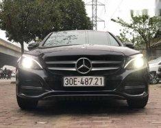 Bán Mercedes C200 2015, màu đen giá 1 tỷ 140 tr tại Hà Nội