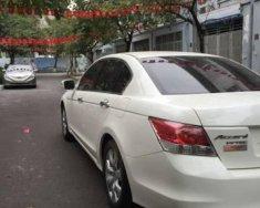 Chính chủ bán xe Honda Accord 2009, màu trắng, xe nhập giá 586 triệu tại Hà Nội