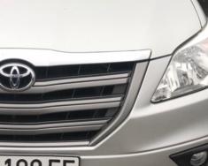Cần bán gấp Toyota Innova 2.0 2014, màu bạc như mới giá 580 triệu tại Hà Nội