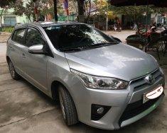 Cần bán gấp Toyota Yaris 1.5G năm 2017 màu bạc giá 690 triệu tại Hà Nội