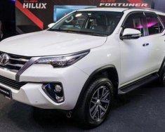 Cần bán xe Toyota Fortuner 2.7V(4x4) 2017, màu trắng, xe nhập khẩu Indonesia, chạy 10.000KM. LH: 0916 11 23 44 giá 1 tỷ 270 tr tại Tp.HCM