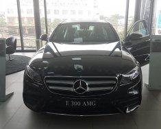 Bán xe Mercedes E300 AMG năm sản xuất 2018, màu đen, nhập khẩu giá 2 tỷ 769 tr tại Hà Nội