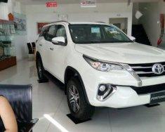 Bán Toyota Fortuner đời 2017, màu trắng giá 1 tỷ 60 tr tại Tp.HCM
