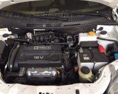 Bán Chevrolet Aveo LTZ 1.4AT màu trắng, sản xuất 2017 đi 1800km giá 438 triệu tại Tp.HCM