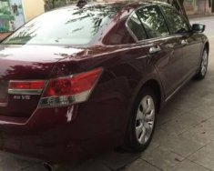 Chính chủ bán Honda Accord năm 2009, màu đỏ, nhập khẩu giá 598 triệu tại Hà Nội
